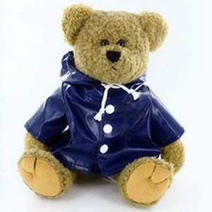 custom teddy bear - Bear with Custom Jacket