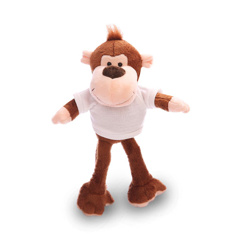 Standing monkey with shirt