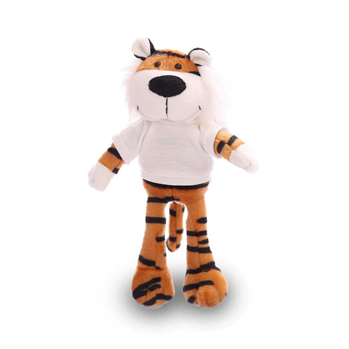 Standing tiger with shirt