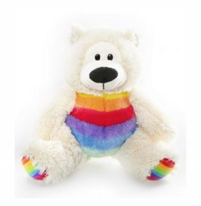 Rainbow the Sophie Bear 12""