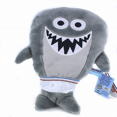 Tighty Whitey Toys Sebastian Shark in Underwear 12 Inches