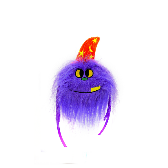 Pallywag the purple monster