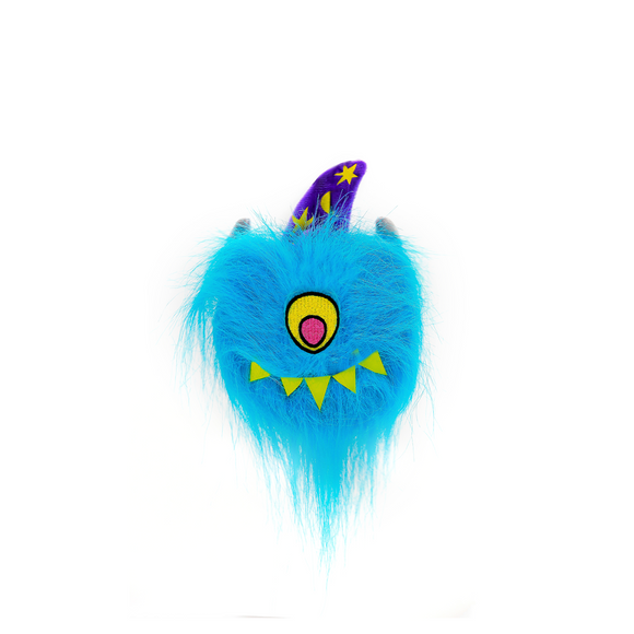 Cyclops the teal monster
