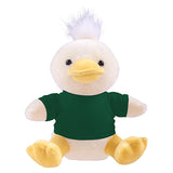 Soft Plush Duck with T-Shirt