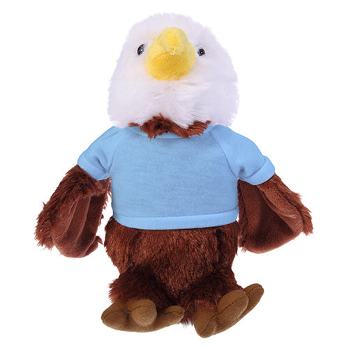 Soft Plush Eagle with Tee