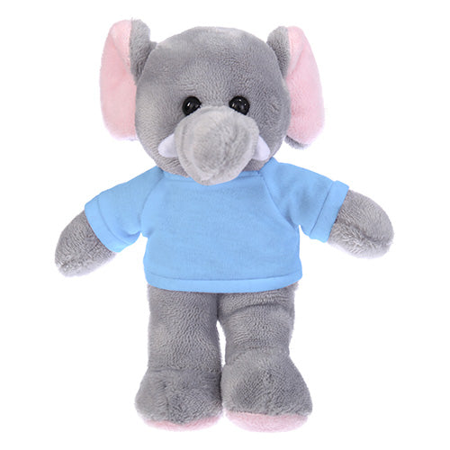 Soft Plush Elephant with Tee