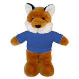 Soft Plush Fox with Tee