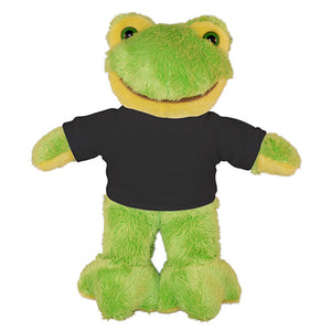 Soft Plush Frog with Tee