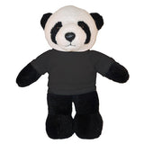Soft Plush Panda with Tee