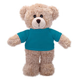 Soft Plush Tan Teddy Bear with Tee