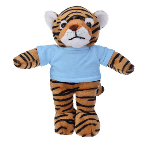 Soft Plush Tiger with Tee