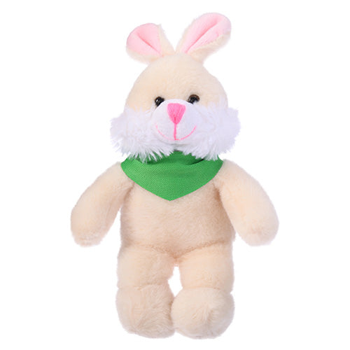 Soft Plush Bunny with Bandana