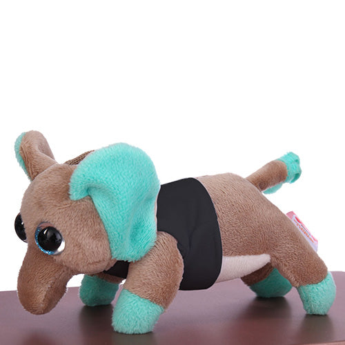 Soft Plush Elephant Magnet Tsum Tsum with Tee