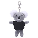 Soft Plush Koala Keychain with Tee