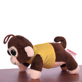 Soft Plush Monkey Magnet Tsum Tsum with Tee