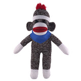Orginal Sock Monkey (Plush) with Bandana