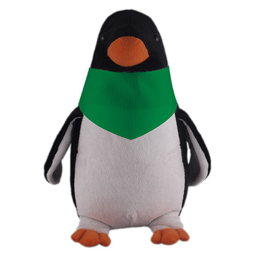 Soft Plush Stuffed Penguin with Bandana
