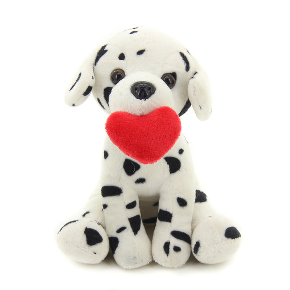 Dalmatian PawPal  with heart 10