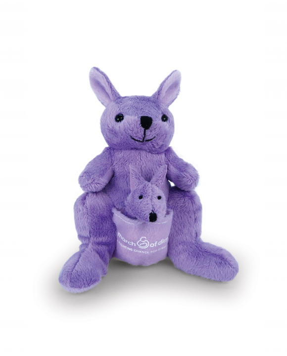 Purple Kangaroo Care 8