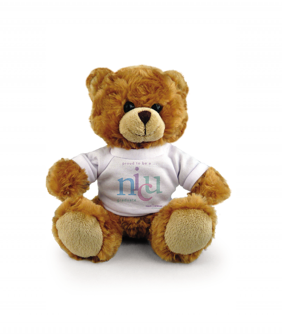 March of Dimes NICU Jersey Bear 6
