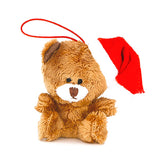 Qbeba Bear Brown Ornament