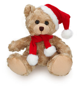Christmas Beige Bear