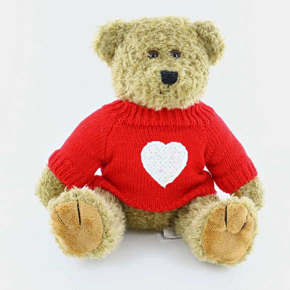 Oatmeal Bear with Love Sweater 12