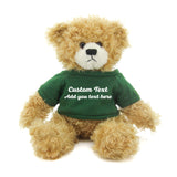 Light Green Brandon Beige Teddy Bear