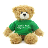 Perrot green Brandon Beige Teddy Bear