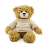 light tan Brandon Beige Teddy Bear