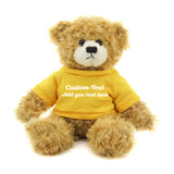 yellow Brandon Beige  Bear