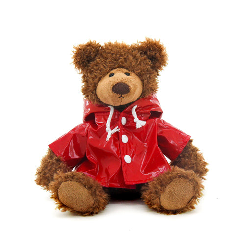 Frankie Bear with Raincoat 12