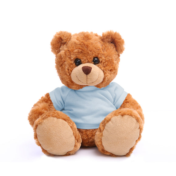 Personalized Mocha Bear 11