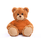 Personalized Mocha Bear 11""