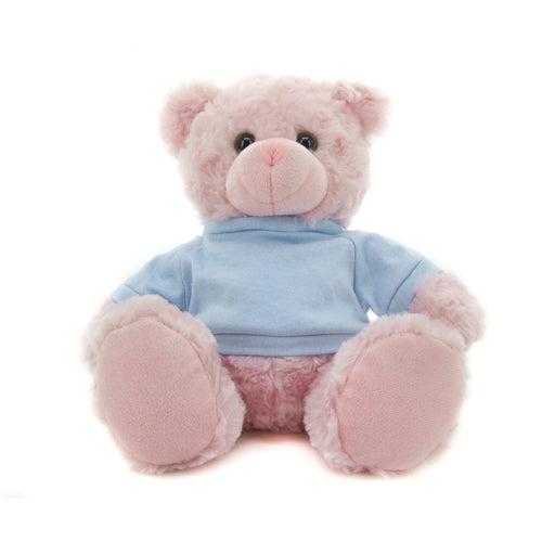 Personalized Pink Bear 11