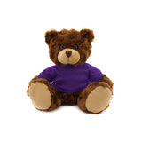 Personalized Chocolate Bear 11""