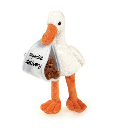 easter gifts - welcome the stork