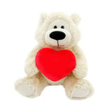 Sophie Bear With Custom Heart