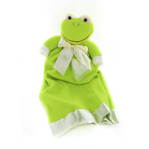 Baby's First Blanket Frog