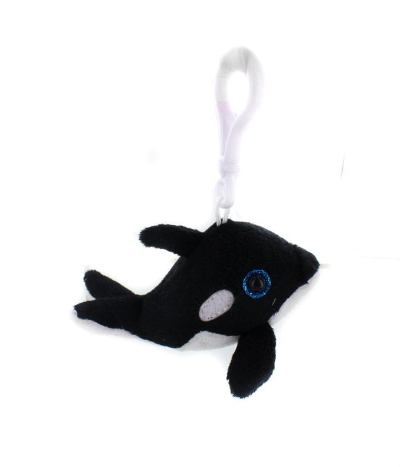 Orkee the Whale Keychain