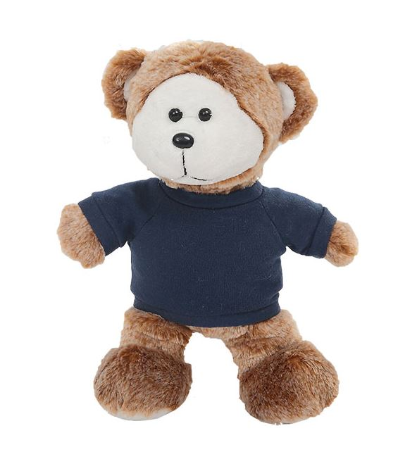 Custom teddy bear - Bear With Custom Shirt