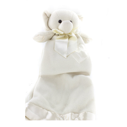 Baby's First Blanket Bear