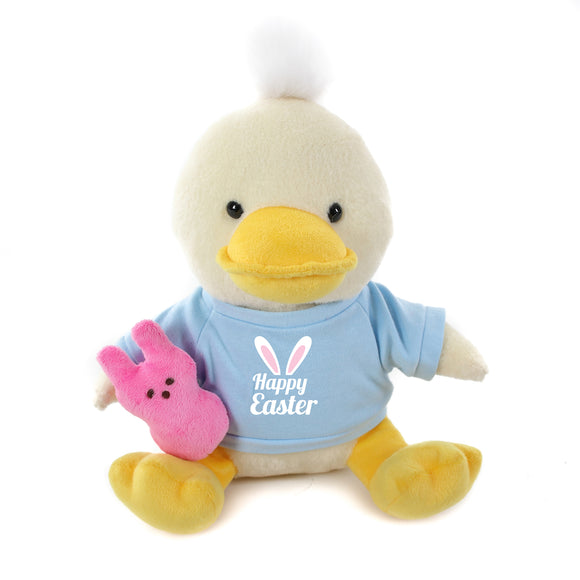 Duck with Blue  1st Easter Shirt 12