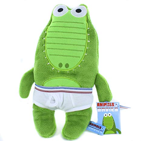 Tighty Whitey Toys Alvin Alligator in Underwear 12 Inches