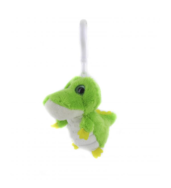 Splash the Gator Keychain