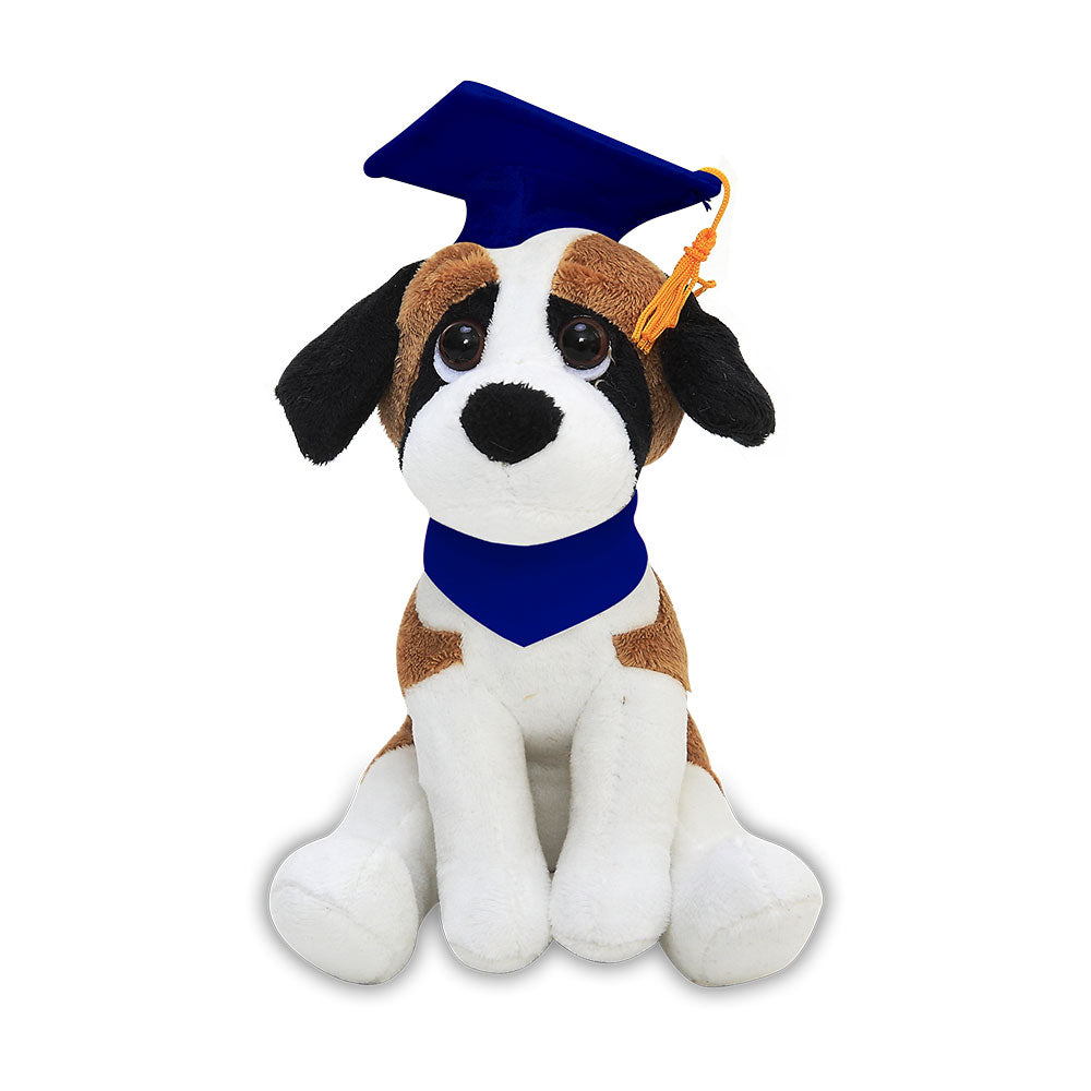 Graduation Pawpal - Beagle Blue 8""