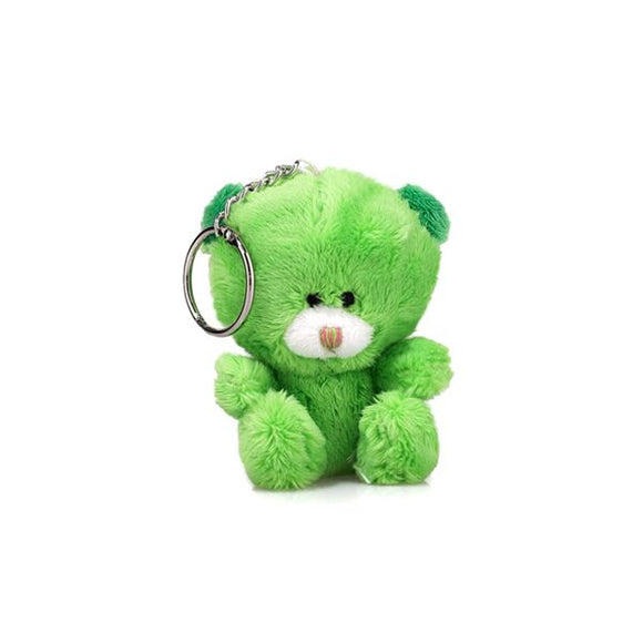 Color of Love keychain Green