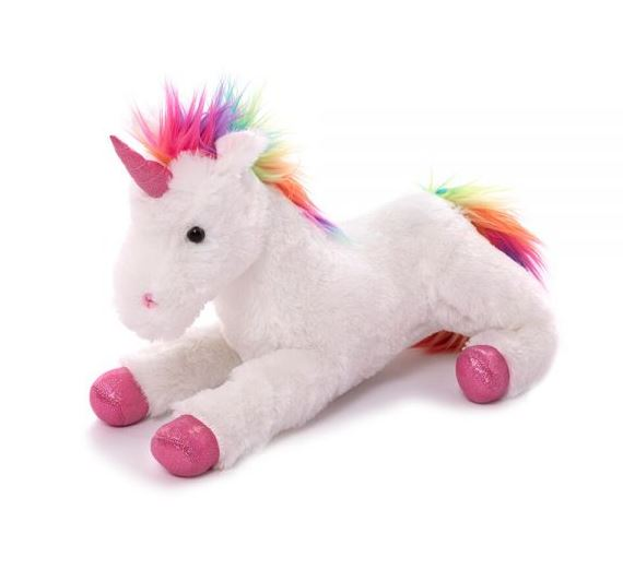 easter gifts - crystal the unicorn