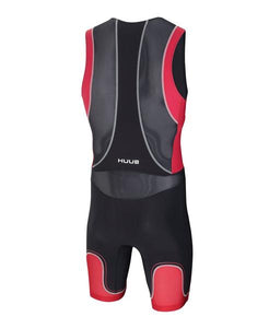 HUUB CORE TRIATHLON SUIT - MENS BLACK/RED