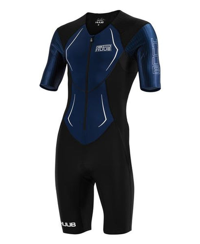 HUUB DS LONG COURSE TRIATHLON SUIT - NAVY